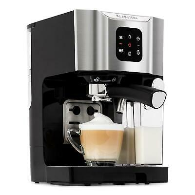 [RECONDITIONNÉ] Machine à café 1450W Cafetière 1,4L 20bars Mousseur lait