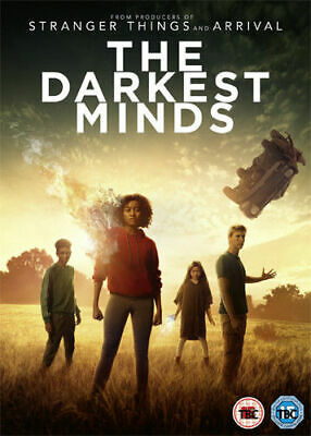 The Darkest Minds Amandla Stenberg Mandy Moore Fox Uk 2018 Dvd New
