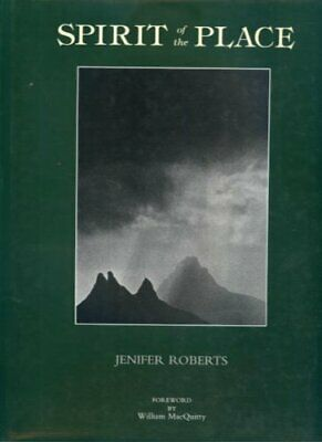 Spirit of the Place by Roberts, Jenifer Hardback Book The Cheap Fast Free Post