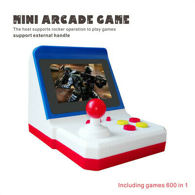 Mini Arcade Game 3.0 Inch Console Classic Handheld Video Games with 2 Controller