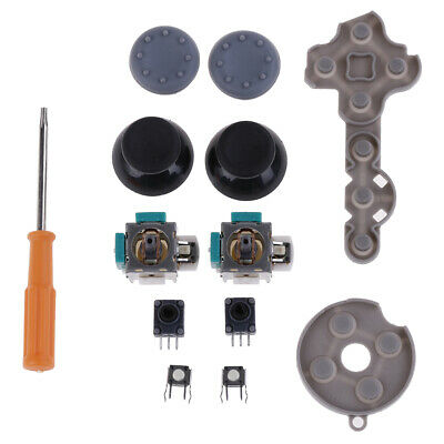 13 in 1 Analog stick sensor thumb sticks trigger switch button for XBOX 360ATAU
