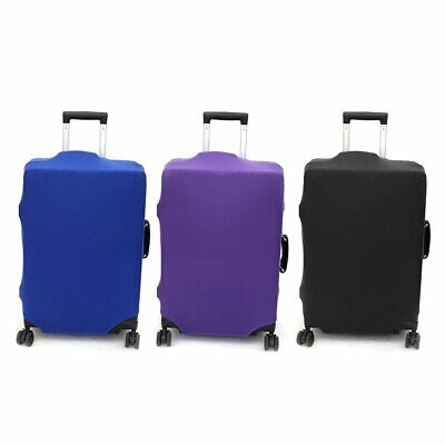 "22-28"" Luggage Suitcase Cover Protector Elastic Scratch Dustproof Cover NEW DD"
