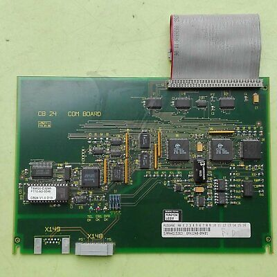 Used Siemens Speed Control Board 6RX1240-0AK01 Good test, fast delivery