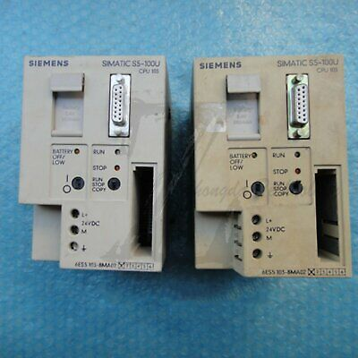 Used Siemens CPU Module 6ES5 103-8MA02 Good test, fast delivery