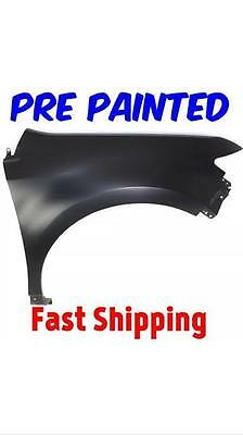 New PRE PAINTED Passenger RH Fender for 2007-2010 Ford Edge w Free Touchup