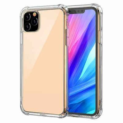 Clear TPU Gel Case for iPhone 11 /i11 Pro Max Transparent Case Protective Cover