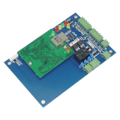 Wiegand TCP/IP Network Access Control Board Panel Controller for 1 Door 2 Reader