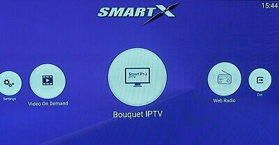 Smart Pro IPTV 12 Mois Android/tvbox code valable 1 an identique volka pro 2