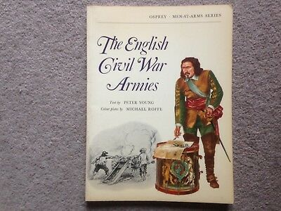 Osprey Men-at-Arms - The English Civil War Armies