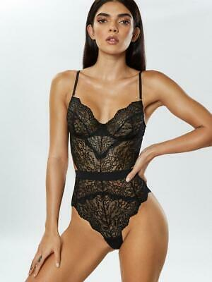 Ann Summers Hold Me Tight Body - Black or Red - Sizes S - L