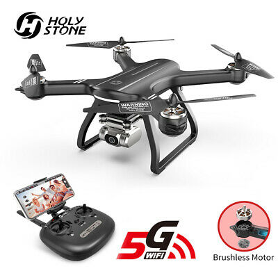Holy Stone HS700D FPV Drone with 2.7K HD Video Camera Quadcopter GPS Follow Me