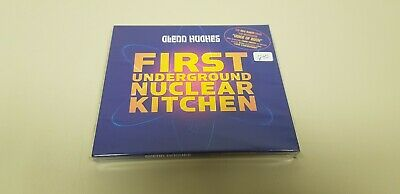 Jj9- Glenn Hughes First Underground Nuclear Kitchen Cd Nuevo Reprecintado