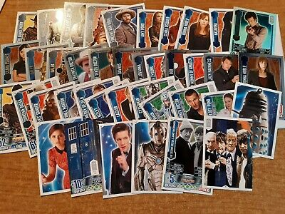#050 Adipose Alien Attax Doctor Who
