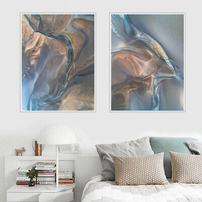 Abstract Canvas Ink Painting Poster Picture Wall Hangings Home Art Decor Gift