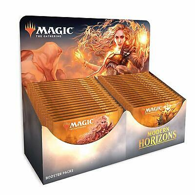 Magic: The Gathering Modern Horizons Booster Box | 36 Booster Packs OPEN PACKS