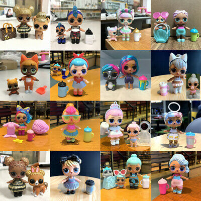 500+ Lol Surprise Dolls Kitty Queen Queen Bee Unicorn Punk Boi Boy Real L.O.L.