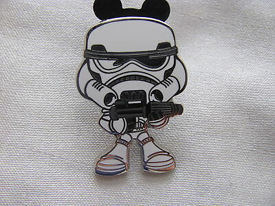 Disney Trading Pins 108551: Cute Star Wars Mystery Pin - Stormtrooper Only