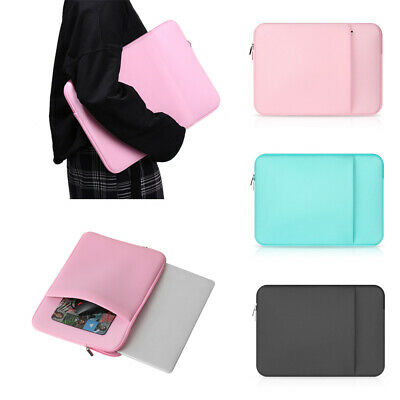 Notebook Laptop Bag Sleeve Case Cover For MacBook Air/Pro 11/13/14/15.6 inch PC