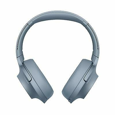 Sony WH-H900N Wireless Over-Ear Noise Cancelling Headphones (Blue) B+