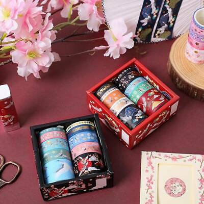 Gilding Paper Tape Chinese Style Bronzing Forbidden City Hand Account Tape Z