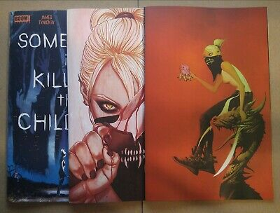 **Something Is Killing The Children #1** COVER A, B, C!! FRISON! LEE! HOT KEY!!
