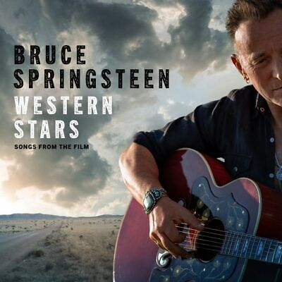 Bruce Springsteen - Songs From The Film Western Stars (NEW CD) IN STOCK