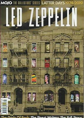 MOJO COLLECTORS SERIES: LED ZEPPELIN 1974-2019 *Post included to UK/Eu/USA
