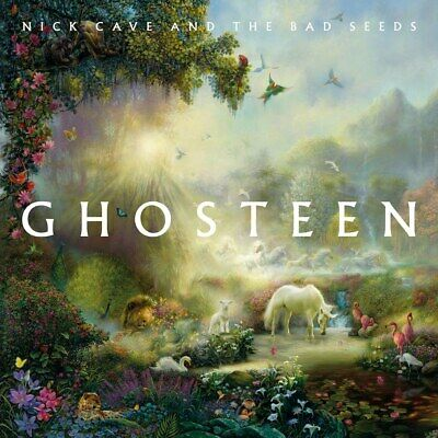 "Nick Cave & The Bad Seeds - Ghosteen (NEW 2 x 12"" VINYL LP) Preorder 8th Nov"