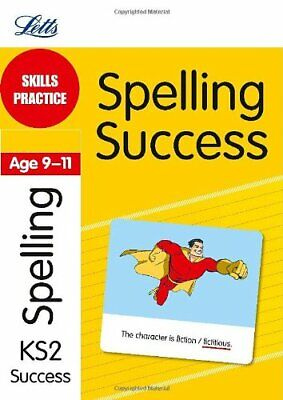 Spelling Age 9-11: Skills Practice (Letts Key Stage 2 Success), Jon Goulding, Us