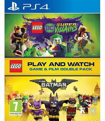 Lego DC Supervillains Double Pack (PS4)