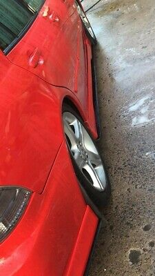 Is200/ altezza sideskirt extensions and rear spats