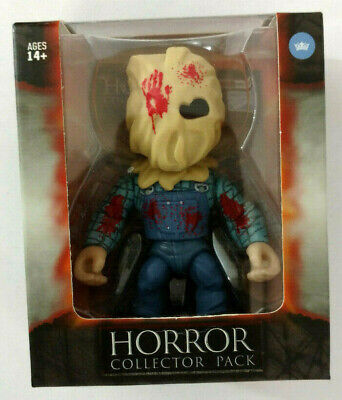 Jason Voorhees Friday 13th Sack Bloody Horror Collector Loyal Subjects Figure