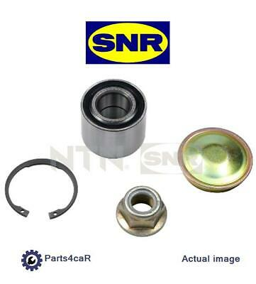 DACIA LOGAN LS 1.2 Wheel Bearing Kit Front 2006 on With ABS D4F732 QH Quality