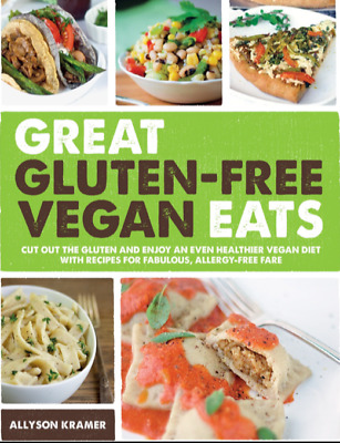 Great Gluten-Free Vegan Eats Read on PC_SmartPhone_Tablet Cheapest on eBay (PDF)