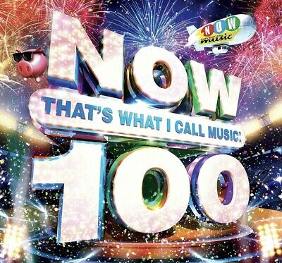 "Now That's What I Call Music "" Now 100 "" Double Cd Brand New & Sealed"