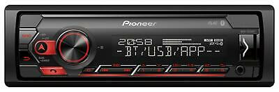 Pioneer MVH-S320BT MP3-Autoradio mit Bluetooth USB iPod AUX-IN