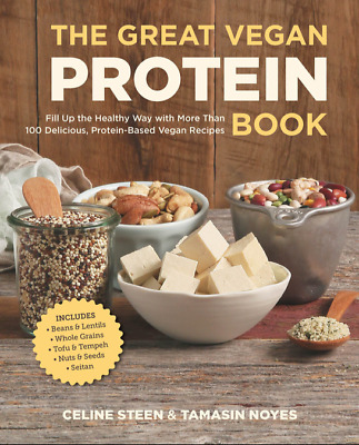 The Great Vegan Protein Book Healthy Way with More than100 Delicious recipes PDF