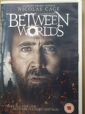 BETWEEN WORLDS - Nicolas Cage -  DVD