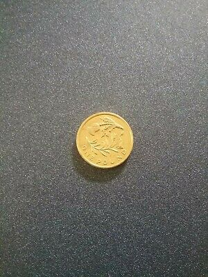 2014 Floral £1 Old Round Pound Coin Thistle And Bluebell Emblem - Scotland