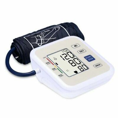 New Digital Electronic Blood Pressure Monitor Upper Arm Free Shipping AU Seller