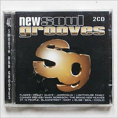 Various Artists - New Soul Grooves - Various Artists CD YFVG The Cheap Fast Free