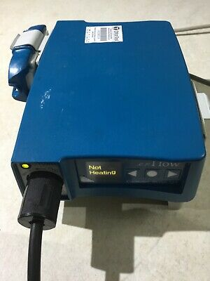 EnFlow IV Fluid Blood Warming System EnFlow Controller Model 121 with probe unit