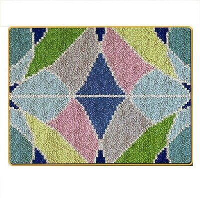 MODERN ABSTRACT PATTERN DESIGN #31 LATCH HOOK RUG KIT from UK Seller EXCLUSIVE