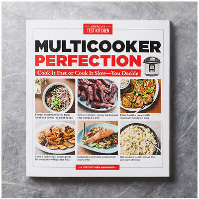 Multicooker Perfection : Paperback – April 17, 2018