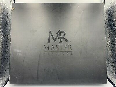 Master Replicas DARTH MAUL Star Wars Lightsaber .45 sw-400 Collector's Society
