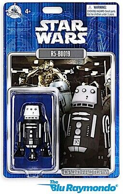 Star Wars Action Figure R5-B0019 Droid Factory Disney Parks Halloween Special