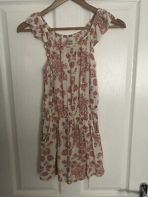 Girls Next Floral Summer Shorts Playsuit Age 10 Years Immaculate Condition
