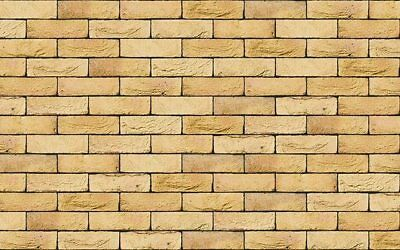 /&  14 SHEETS BRICK wall 21x29cm 1//24 SCALE  paper EMBOSSED BUMPY CODE COA7N8