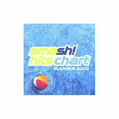 Various - Smash Hits Chart Summer 2003 - Various CD 8GVG The Cheap Fast Free The