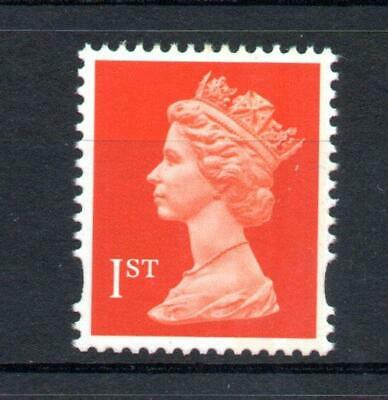 1st NVI MACHIN UNMOUNTED MINT WITH ONE SPLIT BROAD BAND AT RIGHT MCC £125